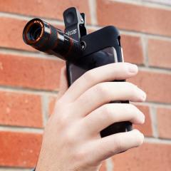 KSIX Clip und Zoom Universal 8X Smartphone Kamera Zoom