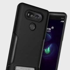 VRS Design Carbon Fit Series LG V20 Case - Black