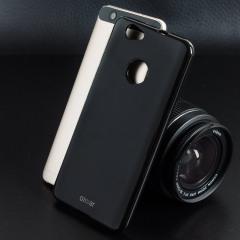 Fabricada especialmente para el Huawei Nova, esta funda FlexiShield de Olixar proporciona una protección delgada y duradera contra pequeños golpes y arañazos en el uso diario.