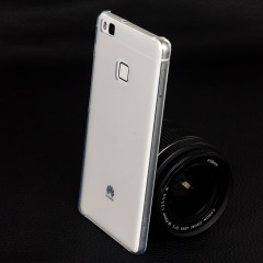 Original Huawei P9 Lite Hülle Hard Case in Transparent