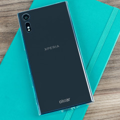 Olixar Ultra-Thin Sony Xperia XZ Gel Case - 100% Clear
