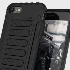Araree Wrangler Fit iPhone 7 Rugged Hülle in Schwarz