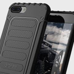 Araree Wrangler Fit iPhone 7 Plus Rugged Case - Black