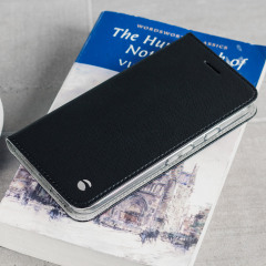 The Malmo Folio Cover from Krusell in black is beautifully crafted in a textured material with a slim look which offers fantastic all round protection for the Google Pixel. This is a classic option for work or the weekend.