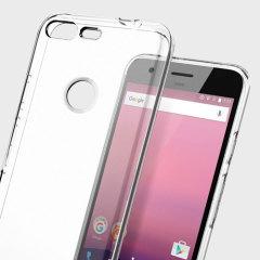 Housse robuste et légère de couleur noire, la Liquid Crystal de chez Spigen ira comme un gant à votre Google Pixel XL en lui offrant une protection optimale tout en permettant de garder l'aspect d'origine de votre téléphone.