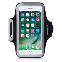 Shocksock Sports iPhone 7 Plus Armband Schwarz