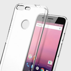 Spigen Liquid Crystal Google Pixel Shell Case - Clear