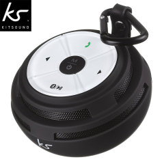 Kitsound Cadet Wireless Bluetooth Portable Speaker
