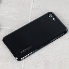 Custodia Spigen Thin Fit per iPhone 7 - Jet Black