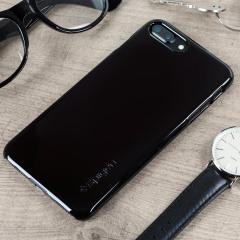 Custodia Spigen Thin Fit per iPhone 7 Plus - Jet Black