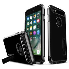 Spigen Slim Armor iPhone 7 Tough Case - Jet Black