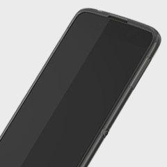 Official Blackberry DTEK60 Soft Shell Translucent Case - Black