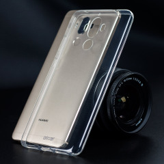 Olixar Ultra-Thin Huawei Mate 9 Gel Case - Crystal Clear
