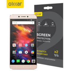 Olixar LeEco Le S3 Film Screen Protector 2-in-1 Pack