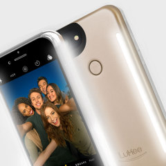 Lumee have further developed the smartphone photography game with the Duo - Double Sided Lighting Case in gold. With front and rear LED lighting, you'll now be able to capture the perfect photo with either your front or back camera.