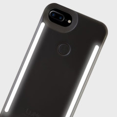 Lumee have further developed the smartphone photography game with the Duo - Double Sided iPhone 7 Plus/6S Plus/6 Plus Case in black. With front and rear LED lighting, you'll now be able to capture the perfect photo with either your front or back camera.