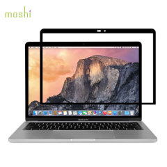 Designed for the MacBook Pro 13 with Touch Bar, the black iVisor provides maximum protection for your display with an all-new multi-layer structure while maintaining the screen's pin-sharp clarity.