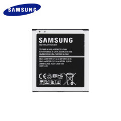 Official Samsung EB-BG530CBE replacement battery for your Samsung Galaxy J3 2016. You'll never run out of power again! Perfect to replace your old battery or as a spare just in case, this battery is sure to keep your J3 going for longer.