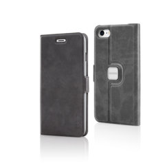 Odoyo Spin Folio iPhone 7 Flip Case - Quartz Grey