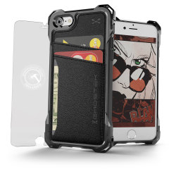 Ghostek Exec Series iPhone 7 Wallet Case - Black