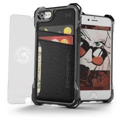 Ghostek Exec Serie iPhone 7 Schutzetui - Schwarz