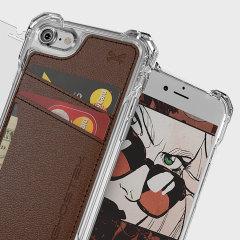 Ghostek Exec Serie iPhone 7 Schutzetui - Braun