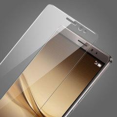 Olixar Huawei Mate 9 Edge To Edge Glass Screen Protector - Clear