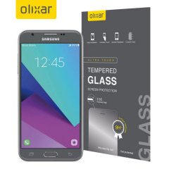 This ultra-thin tempered glass screen protector for the Samsung Galaxy J3 2017 offers toughness, high visibility and sensitivity all in one package.