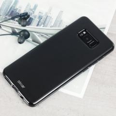 Conçue sur-mesure pour le Samsung Galaxy S8 Plus, cette coque FlexiShield de la marque Olixar fournie une protection fine et durable contre les dommages, ainsi votre téléphone restera intact dans le temps.