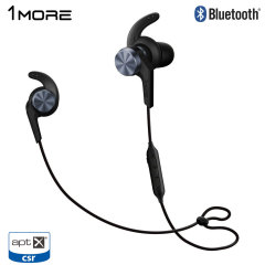 1more iBFree Wireless Bluetooth Fitness aptX Earphones - Space Grey