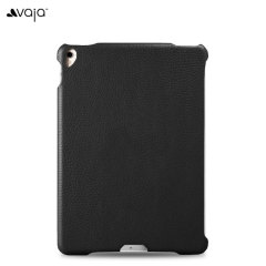 Vaja Grip iPad Pro 9.7 inch Premium Leather Case - Black