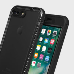 LifeProof Nuud iPhone 7 Plus Tough Case - Zwart