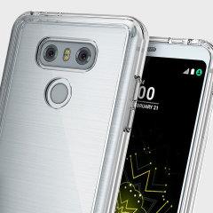 Rearth Ringke Fusion Case LG G6 Hülle Tinte Klar