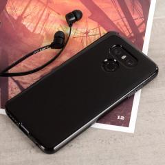 Fabriquée spécialement pour le LG G6, cette coque FlexiShield robuste en Gel de chez Olixar procure une excellente protection contre les dégâts tout en n'ajoutant que peu d'épaisseur à votre téléphone