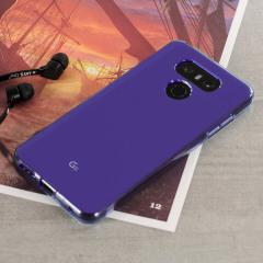 Olixar FlexiShield Case LG G6 Hülle in Lila