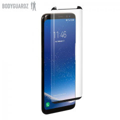 BodyGuardz Arc Glass Samsung Galaxy S8 Screen Protector