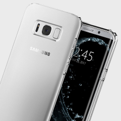 Spigen Liquid Crystal Samsung Galaxy S8 Case - Clear