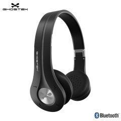 Ghostek Earshot Premium Wireless Bluetooth Headphones - Black