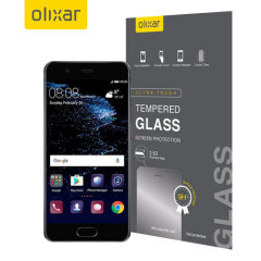 Olixar Huawei P10 Tempered Glass Screen Protector
