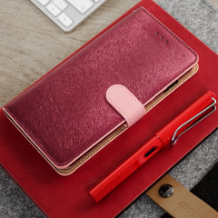Hansmare Kalb LG G6 Schutzetui - Rosa