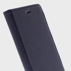Krusell Malmo LG G6 Folio Fodral - Svart