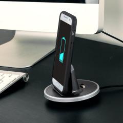 Synkronisere og lade din Samsung Galaxy A3 2017 med denne stilige og deksel-kompatibel dokkestasjon som også fungerer som en multimedia stand. Støtter USB-C (USB-C).