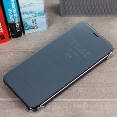 Offizielle LG G6 Clear Case – Platin-Silber