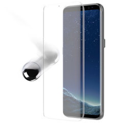 OtterBox Alpha Glass Samsung Galaxy S8 Screen Protector