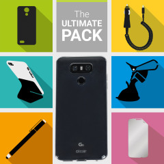 The Ultimate Pack for the LG G6 consists of fantastic must-have accessories designed specifically for the LG G6.
