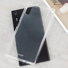 Olixar FlexiShield Sony Xperia XZs Gel Case - 100% Clear