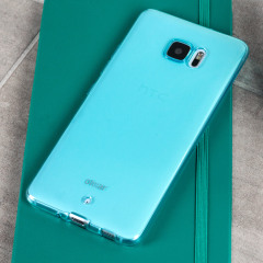 Custom moulded for the HTC U Ultra, this blue FlexiShield case by Olixar provides slim fitting and durable protection against damage.