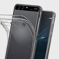 Olixar Ultra-Thin Huawei P10 Plus Gel Hülle in 100% Klar