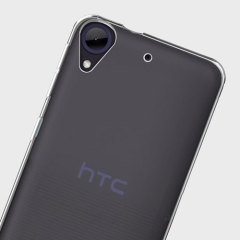 Fabricada a medida específicamente para el HTC Desire 650, esta funda de gel transparente ultra delgada es la protección que necesita su smartphone.