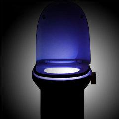 AGL-Bewegung aktivierte WC LED-Nachtlicht